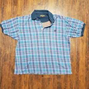 """Timberland """"super soft"""" Vtg looking Polo"""